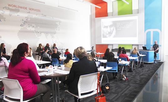 education trade show seminars webinars exhibiting