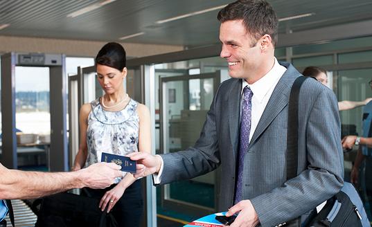 tradeshow travel passport visas exhibiting