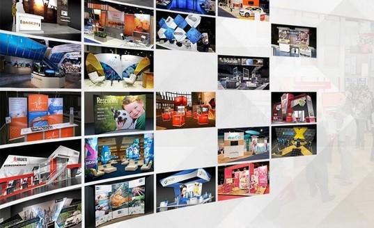 trade show exhibit design portfolio
