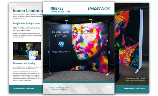 immerse skyline displays tradewinds