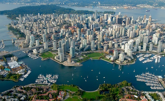 Vancouver Canada trade show displays companies Skyline BC