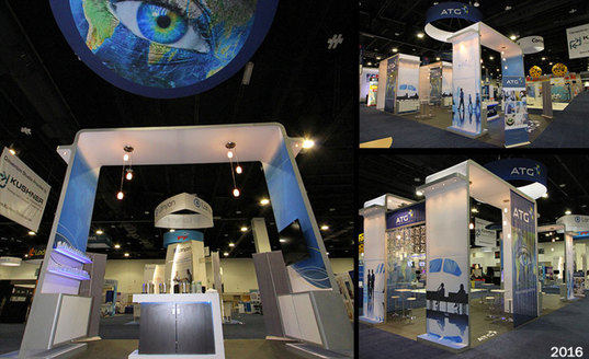 Skyline Exhibits of Central Ohio - Trade Show Display Case Study - Ohio ATG