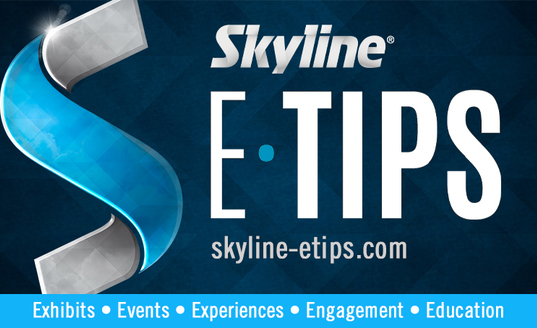 Trade Show Tips Email - Inbox - Exhibiting Tops