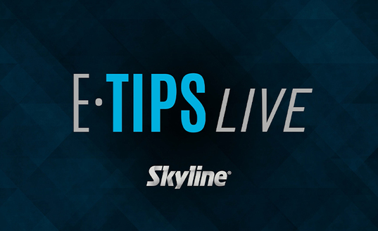 skyline e-tips live videos tradeshows marketing events communications knowledge