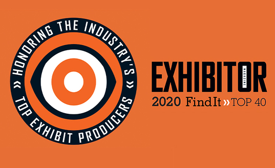 exhibitor magazine find it top 40 exhibiting tradeshows events awards manufacturing