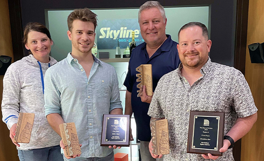 nama 2021 awards tradtec skyline new holland winner digital