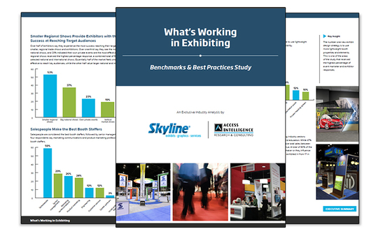 What's Working in Exhibiting Benchmarks & Best Practices
