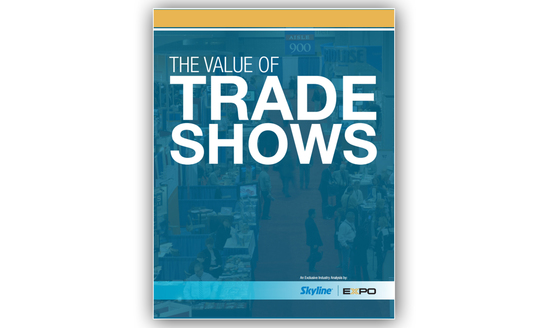 The Value of Trade Shows