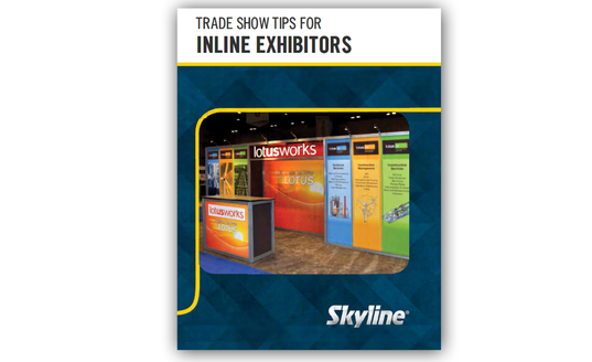 Free Book: Trade Show Tips For The Inline Exhibitor