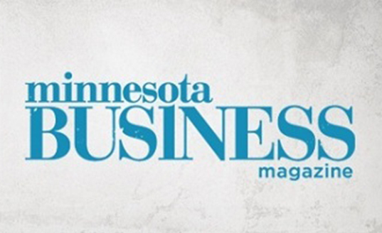 Skyline Minnesota Business Magazine Manufacturer Award