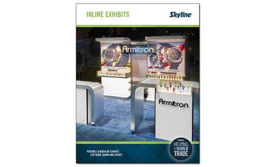 Inline Exhibits Brochure