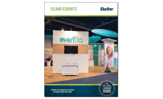 Island Exhibits Brochure