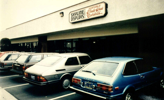 First Skyline Orange County office