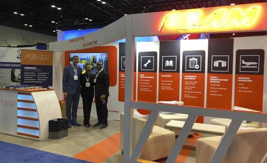 Skyline South Florida & The Caribbean Trade Show Exhibit Showroom