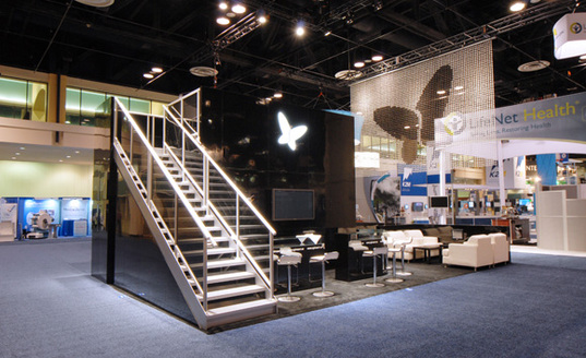 Skyline Genesis Manhattan custom modular exhibits