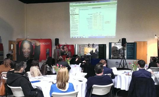 Skyline New Jersey Seminar