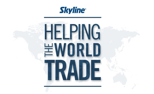 Skyline Los Angeles & Simi Valley Helping The World Trade