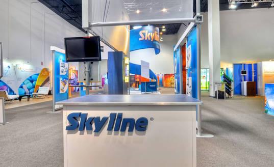 Skyline Los Angeles showroom
