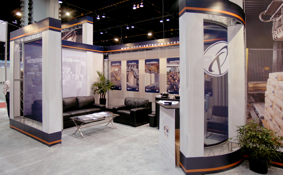 trade show conference booth exhibit