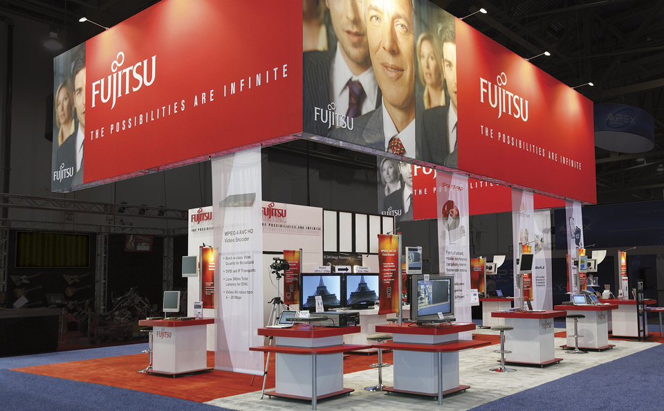 trade show events exhibits design
