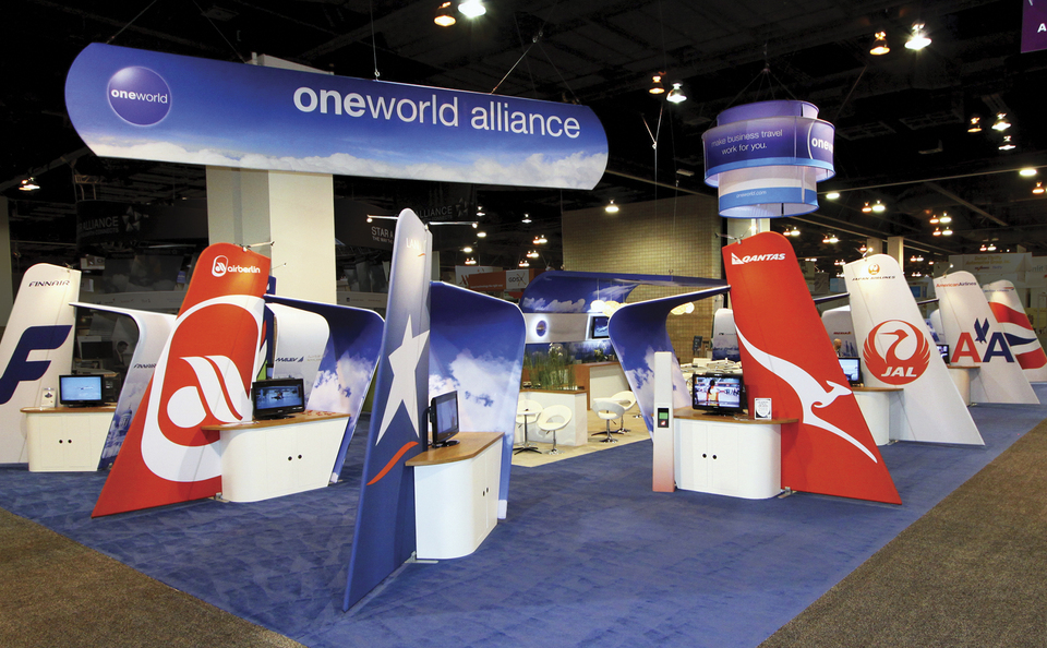 trade show events displays design