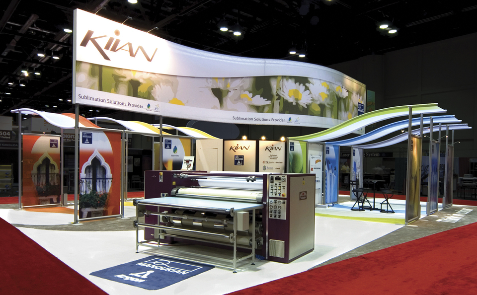 trade show events design