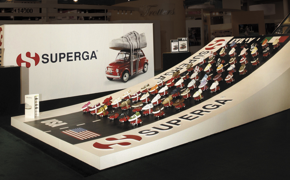 Trade Show Booth Design Display Ideas