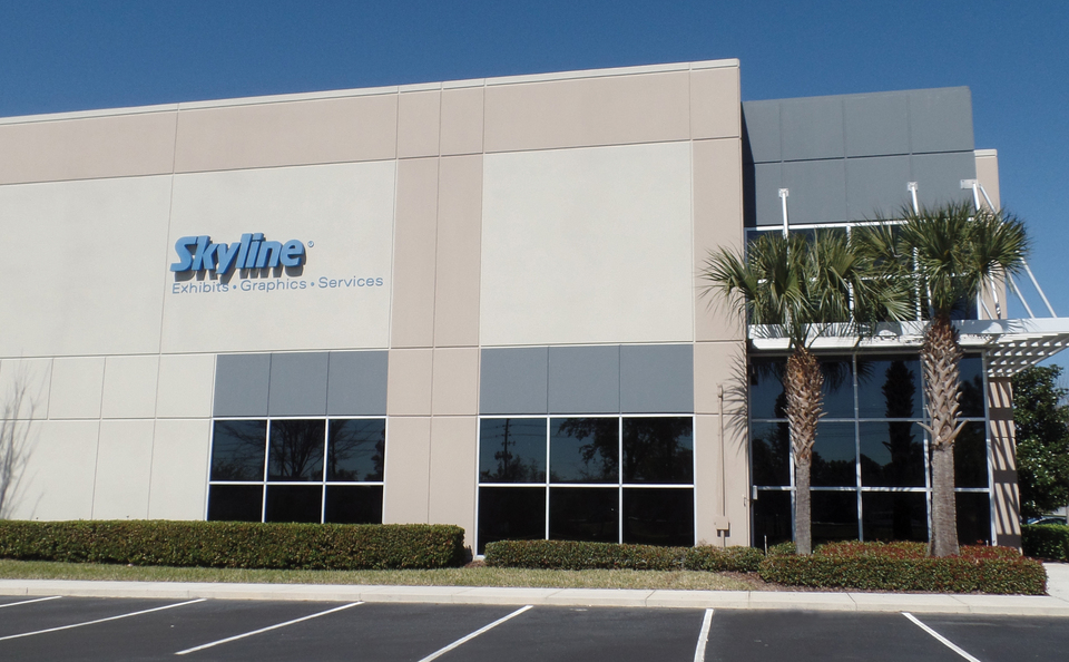 Skyline Central Florida's Sales Office and Show Room Located in Orlando FL