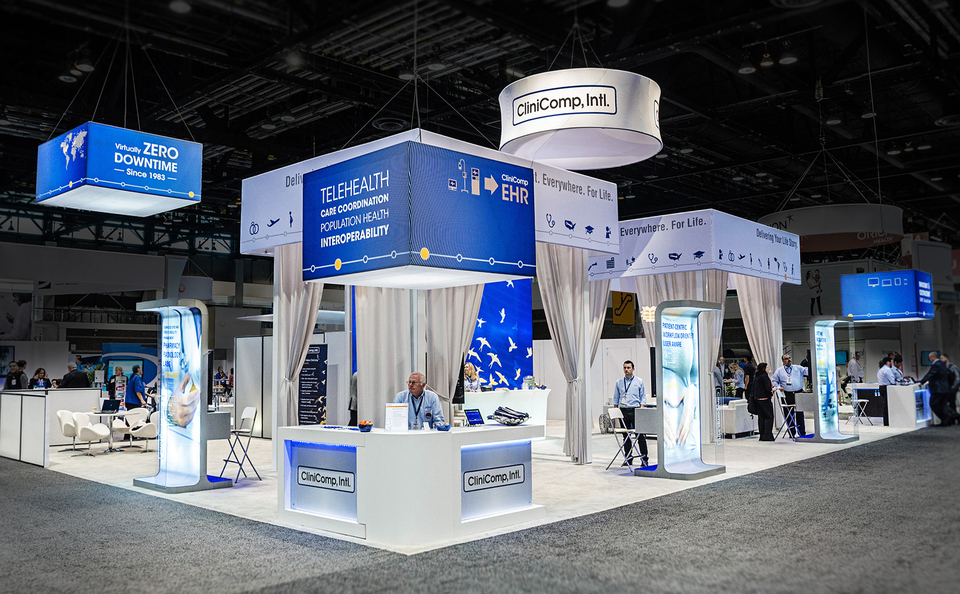 San Diego trade show display design companies and designers