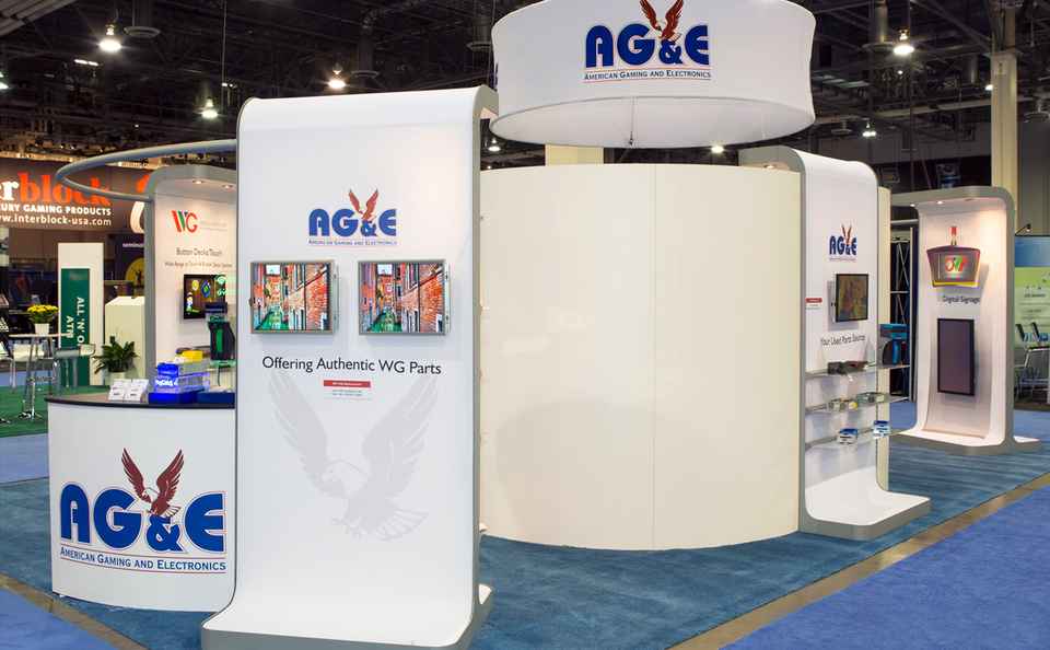 Skyline Exhibits Chicago Designs Quality Trade Show Booth Displays for any Size and Budget.