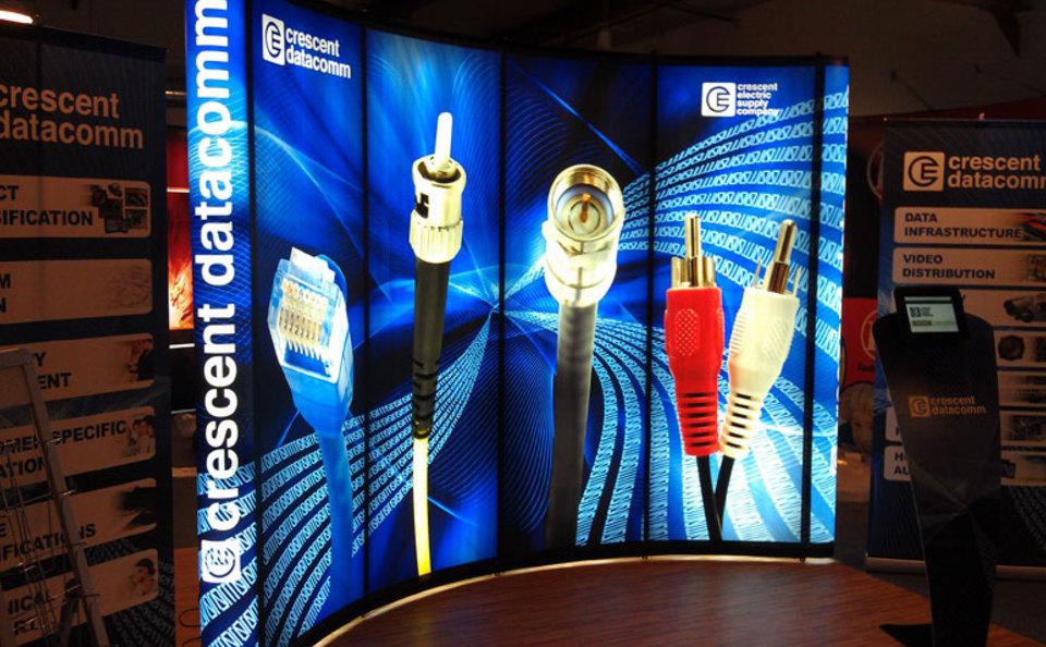 Trade Show Displays in Cedar Rapids IA
