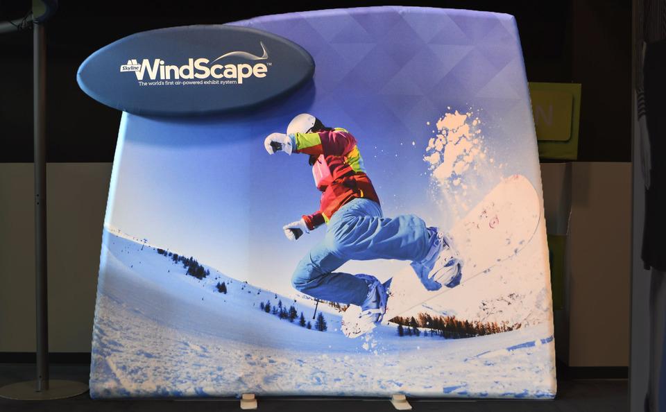 Windscape portable quick easy creative graphics