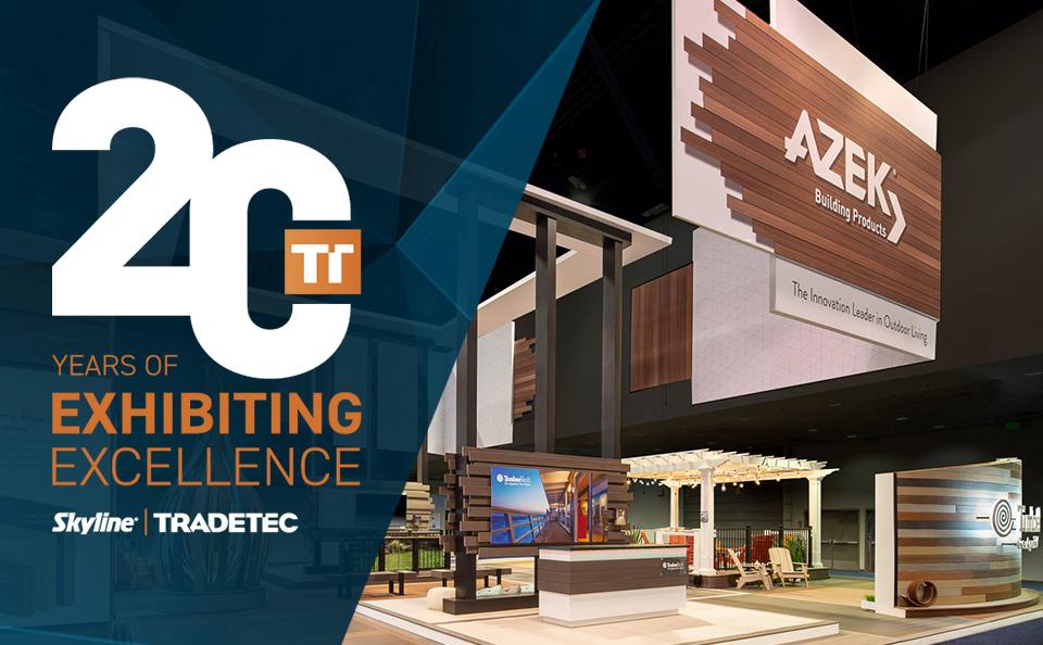 Skyline TradeTec 20 Years