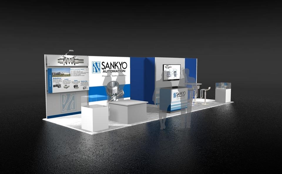 Sankyo 10x30 Configuration