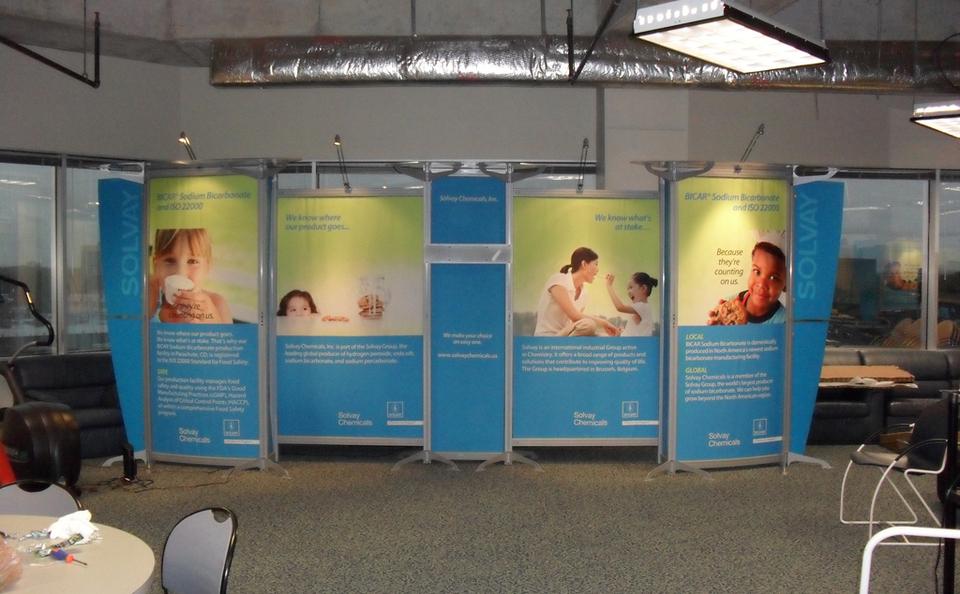 Skyline Northeast Trade Show Exhibit And Display Designs