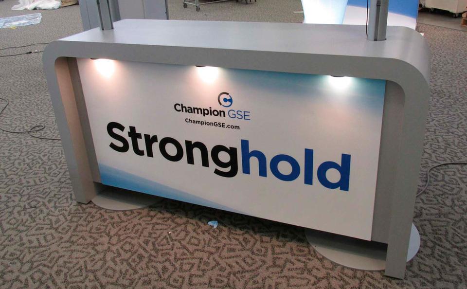 Champion Custom Table
