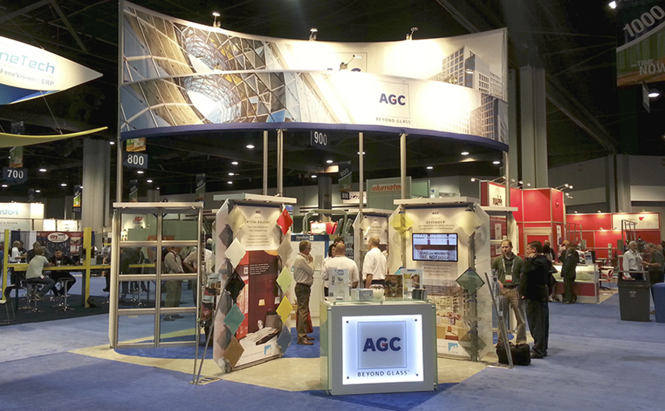 Skyline Southeast Trade Show Case Study – AGC