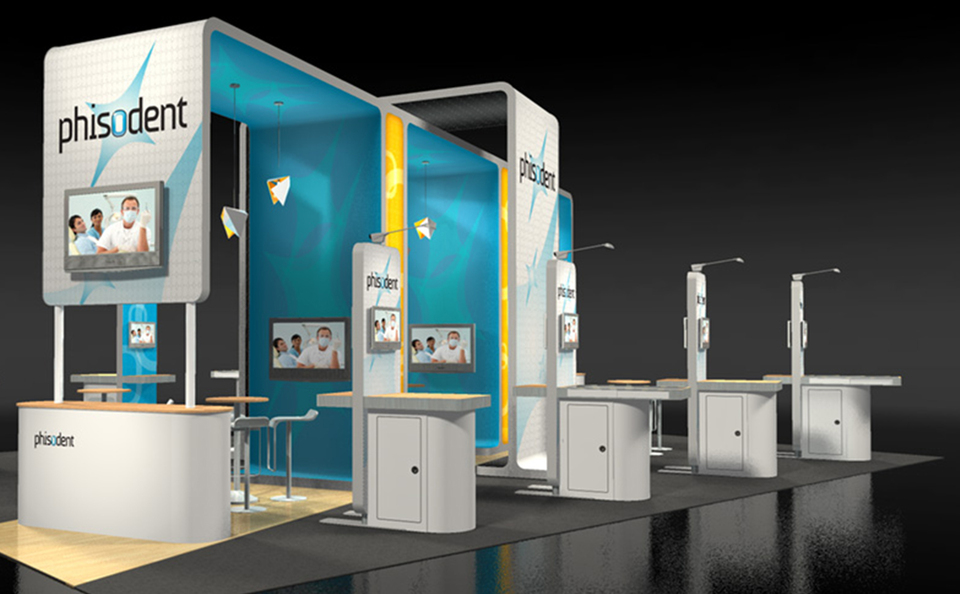 Trade Event Stands : Trade show exhibits event marketing in north carolina