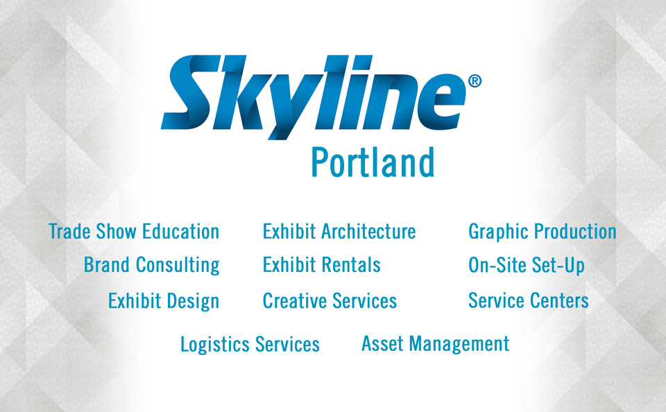 skyline portland services events exhibits boise marketing
