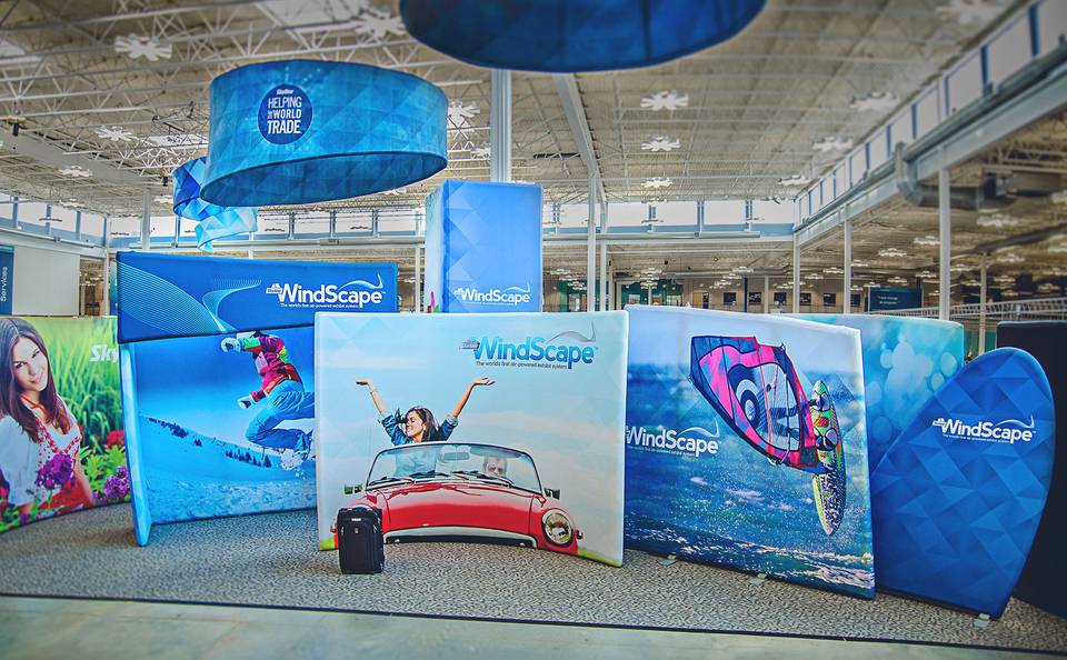 trade show events exhibits windscape
