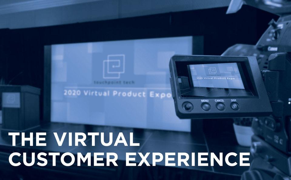 virtual exhibit experience - virtual trade show booth