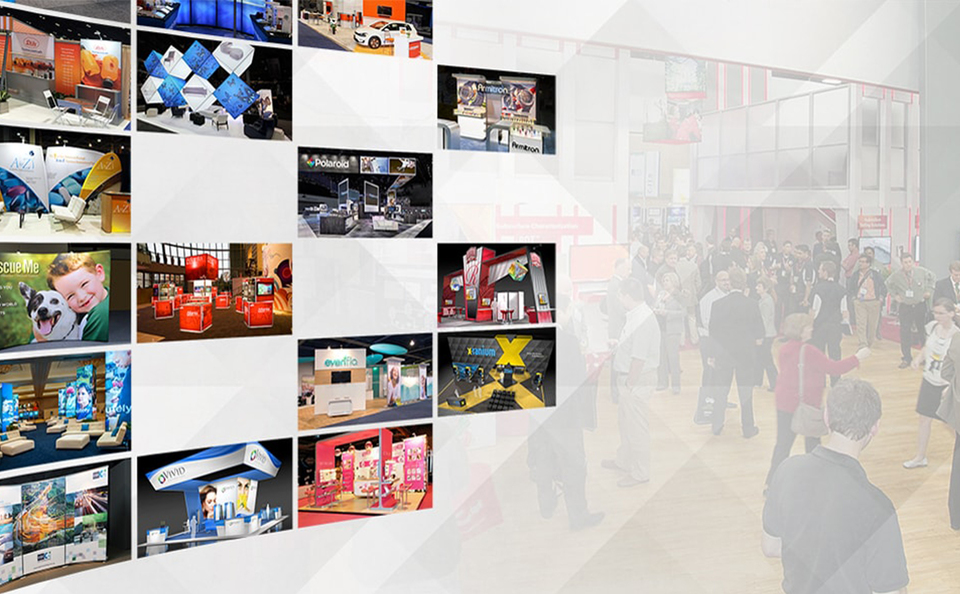 Get trade show display ideas by searching our design portfolio
