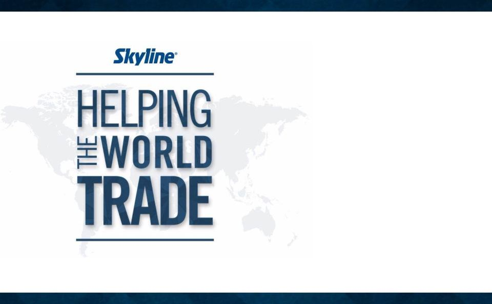 Helping the world trade-about us