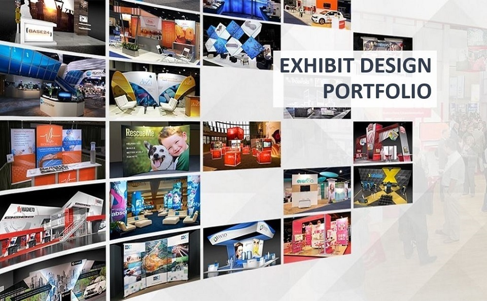 Vancouver BC trade show exhibit design ideas portfolio