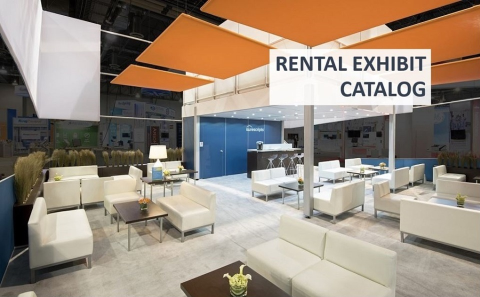 Rental trade show booths and displays BC Canada