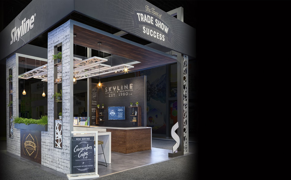 Trade Show Displays Events Exhibits Booths Skyline Australia