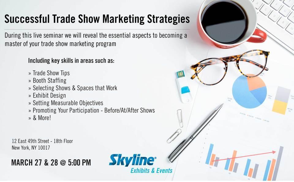 Trade Show Seminar - Free - New York City - Manhattan