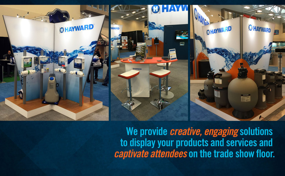 Skyline Greater Toronto Area provides creative, engaging solutions to display your products and services and captivate attendees on the trade show floor.