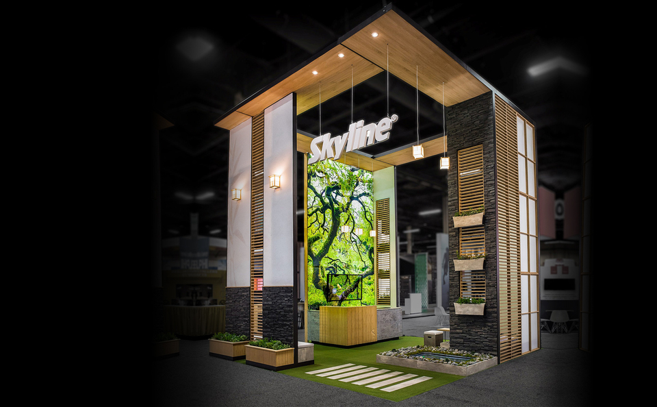 skyline exhibits displays nashville knoxville tradeshows