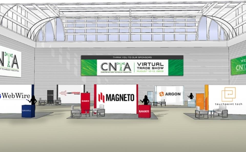 virtual expo hall example